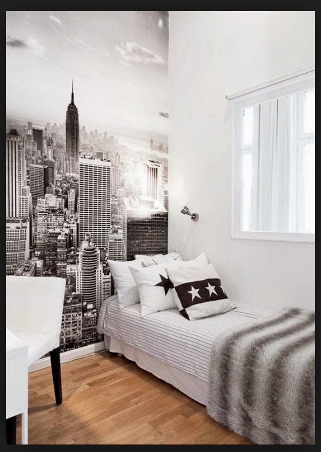 Teenageværelse | Jungszimmer | Small room bedroom, Teen boy rooms