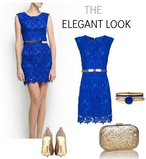 New year elegant dress