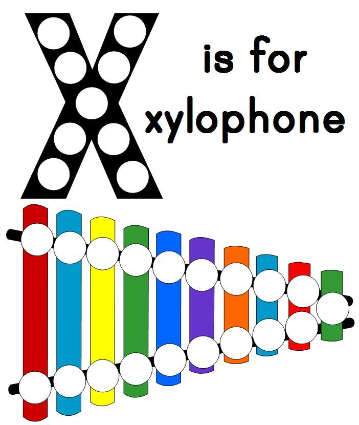 letter x printable x is for xylophone let 39 s learn dot pages preschool letters preschool. Black Bedroom Furniture Sets. Home Design Ideas