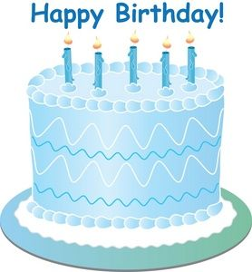 Birthday Candle Clip Art | Birthday Cake Clip Art Images ...