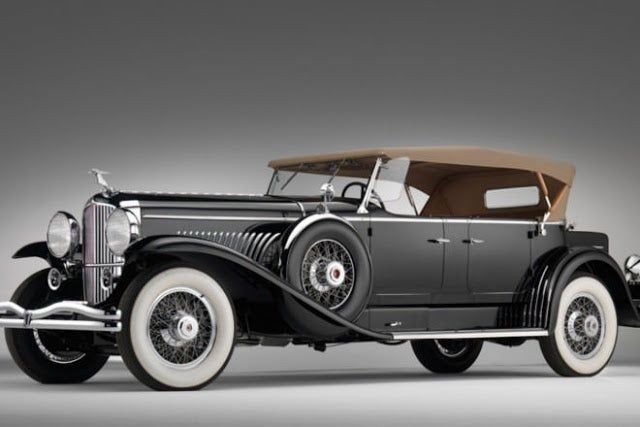 Zehn der schönsten Autos der 1930er-Jahre, das Jahrzehnt brachte einige Kultautos hervor …   – Classic cars
