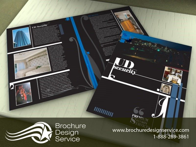 Samples Of Security Company Brochures Designs Templates  Http