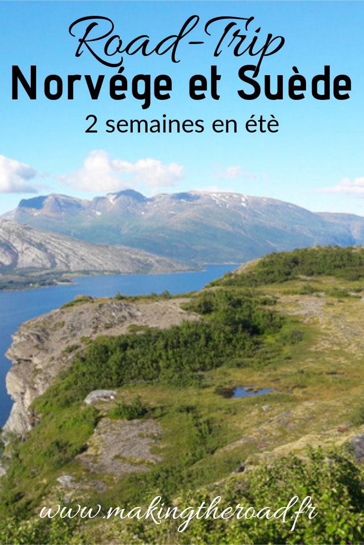 [Nouvel Itinéraire] 2 semaines de road trip en Norvège et