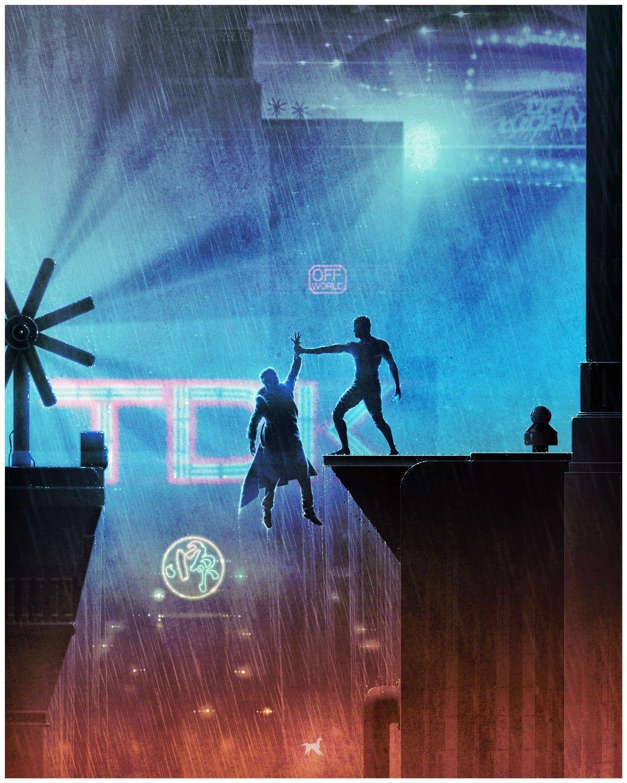 Blade Runner - ''Time To Die'' - Matt Ferguson ----