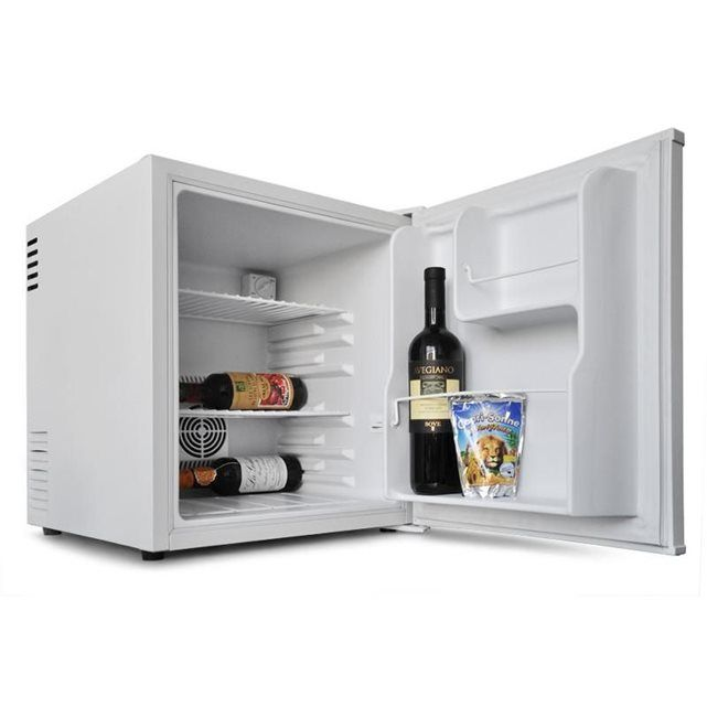 minibar mini r frig rateur 48 litres frigo bar h tel blanc klarstein klarstein 159 euros la. Black Bedroom Furniture Sets. Home Design Ideas