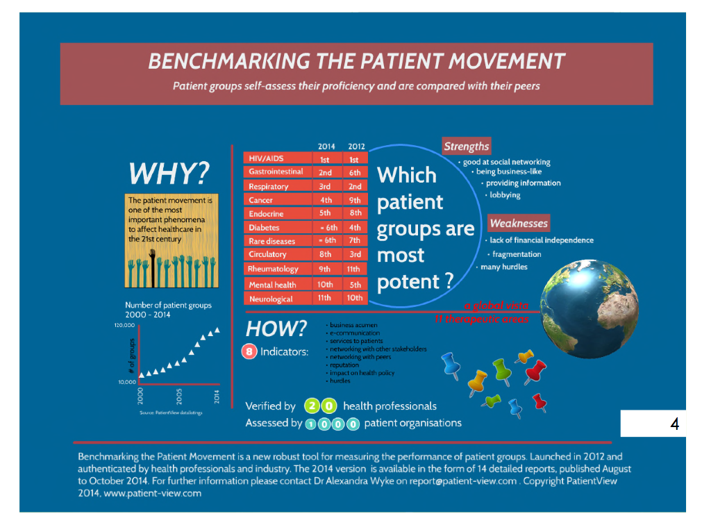 Infographic PatientView's Research about the Patient