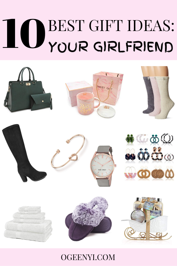 Best Gift Ideas For Your Girlfriend Under 50. The