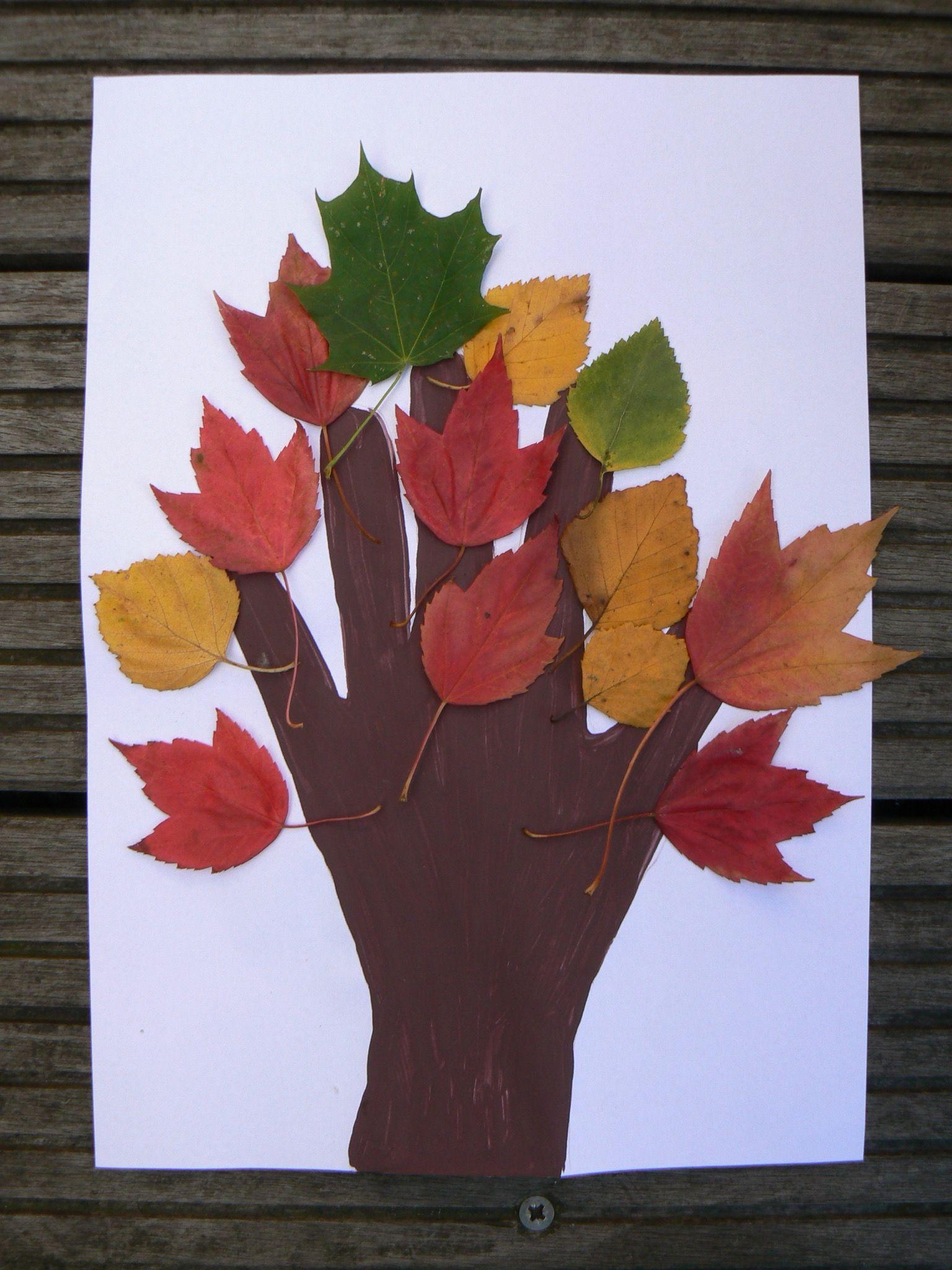Quatang Gallery- Herfst Thema Knutselen Met Natuurlijke Materialen Buiten Herfst Blaadjes Verzamelen En Vervolgens Laten O Herfstwerkjes Knutselen Met Peuters Herfst Bomen