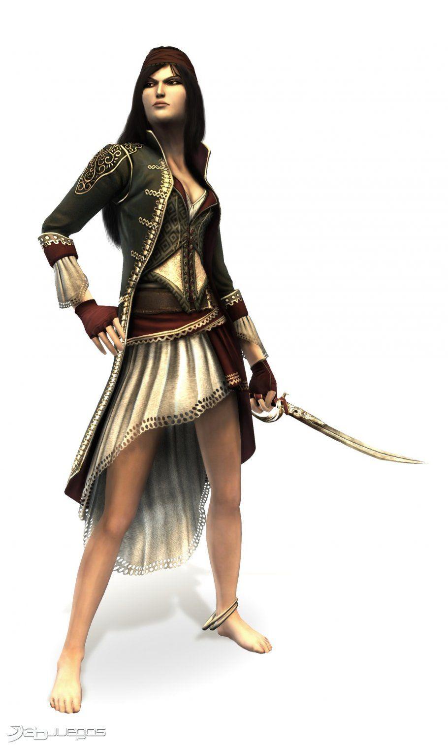 Assassin's Creed females | Imagen Assassin's Creed: Revelations (PS3)