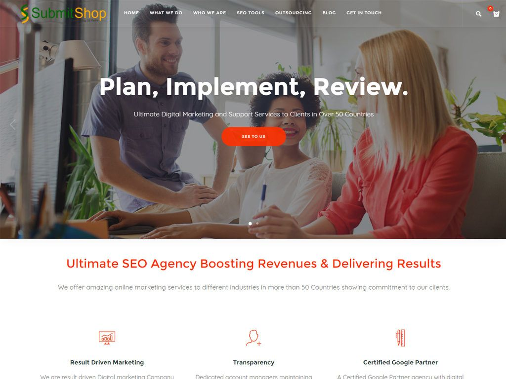 Announces Website Relaunch Website