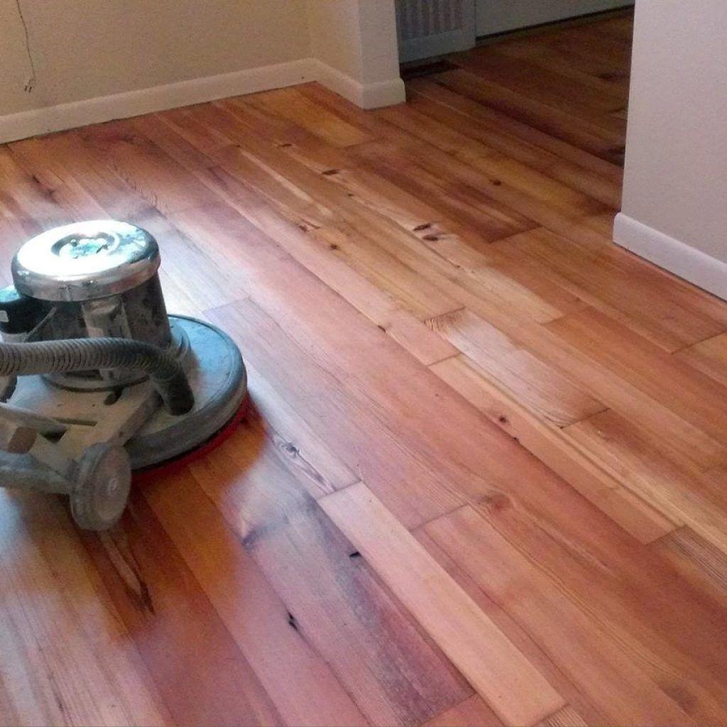 Natural Oil Finish Hardwood Floors