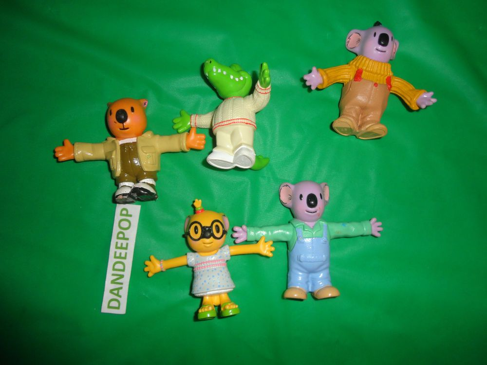 Toys For Brothers : Piece disney the koala brothers toy figurines frank