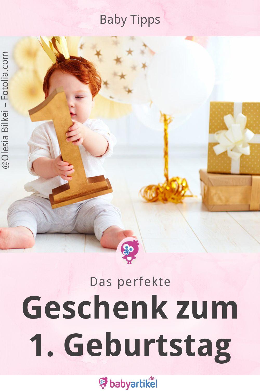 Geschenk 1 Geburtstag Daruber Freuen Sich Babys Jetzt