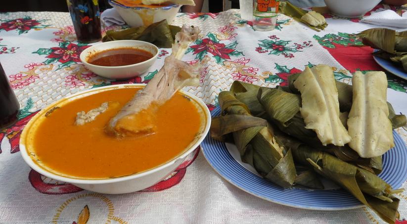 Comida t pica guatemalteca la cual se puede preparar con for Carne tipica romana
