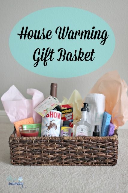 House Warming Gift Basket Best Of Pinterest Pinterest