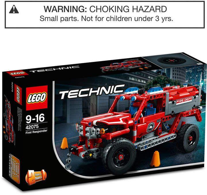Lego First Responder 42075 Lego Technic Lego Shop Lego