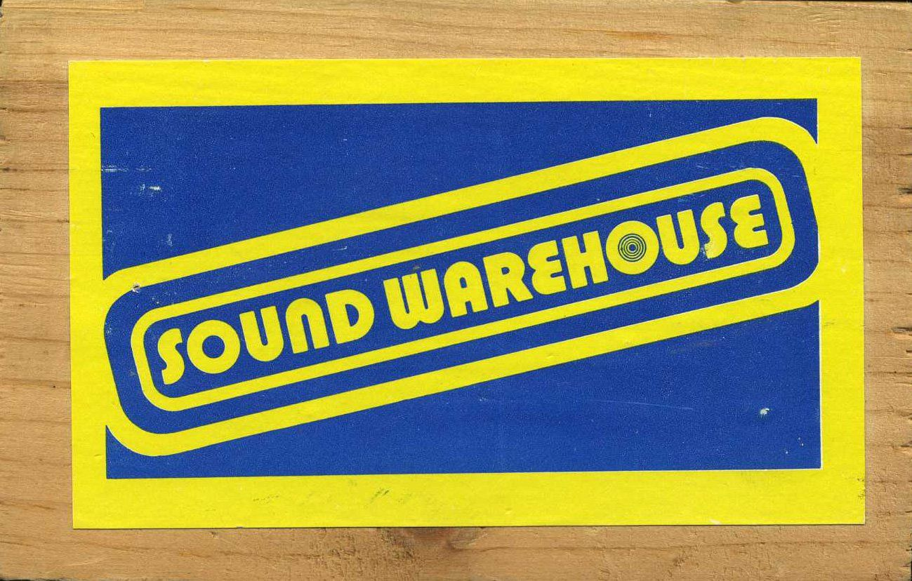 Sound warehouse loved this store