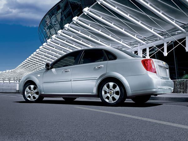 Nice Buick 2017 Chevrolet Optra In China This Car Is Called The