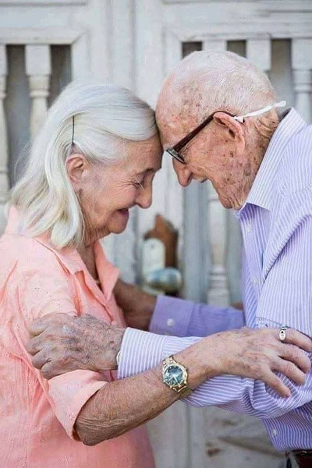 Live For The Moments You Can T Put Into Words Couples Old
