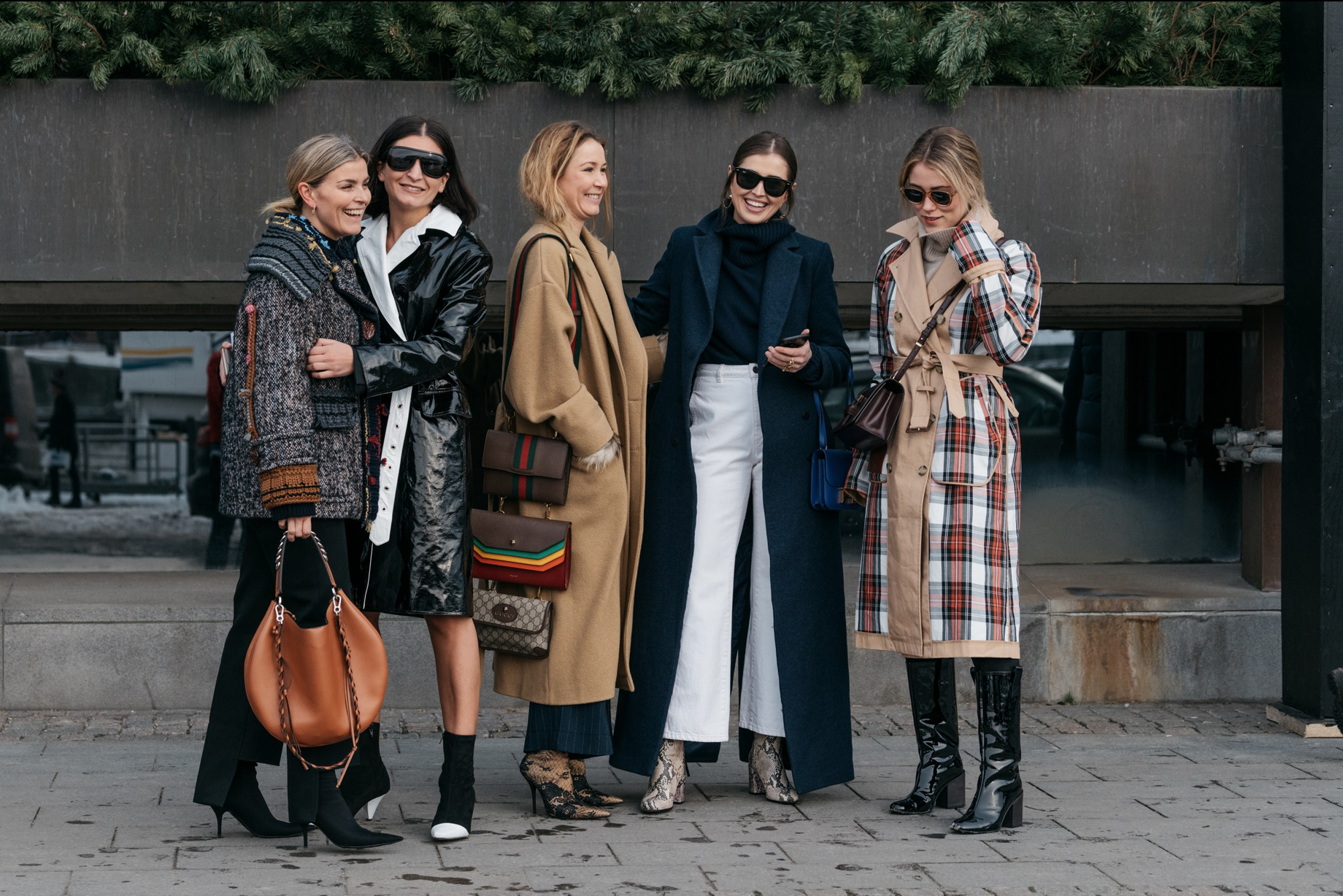 Street styles of the scandinavian fashion weeks personalissue