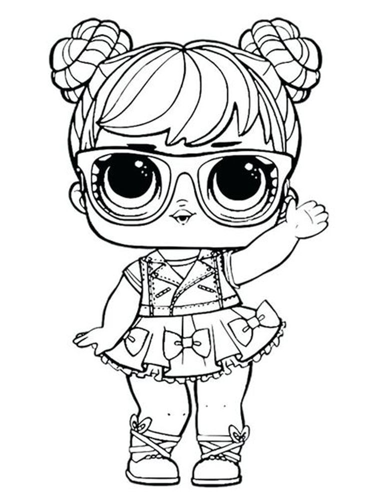 Lol Surprise Coloring Pages Angel Ball Shaped Toys With Dolls Inside Are Now Becoming Hits A Toy Baby Coloring Pages Cute Coloring Pages Cool Coloring Pages