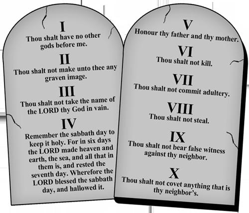 Ten Commandments Png Hd Transparent Ten Commandments Hd Png Images 10 Commandments Commit Adultery Words