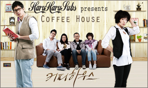 """Coffee House"" 커피하우스 Korean Drama Coffee house, Korean"