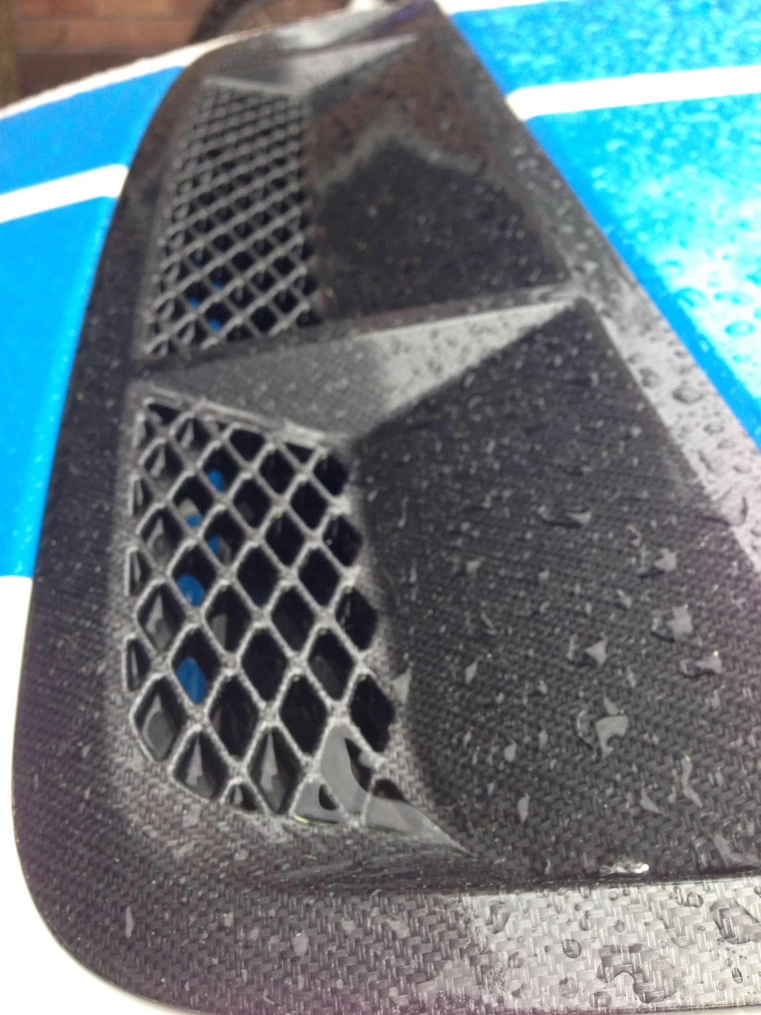 Hydro Dipping Water Transfer Printing Hydrographic Dip Kit Carbon Fiber CF621