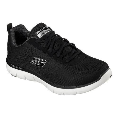 Men's Skechers Flex Advantage .0 Training Shoe The Happs /White | Products  | Pinterest | Skechers, Mens skechers and Shoes outlet