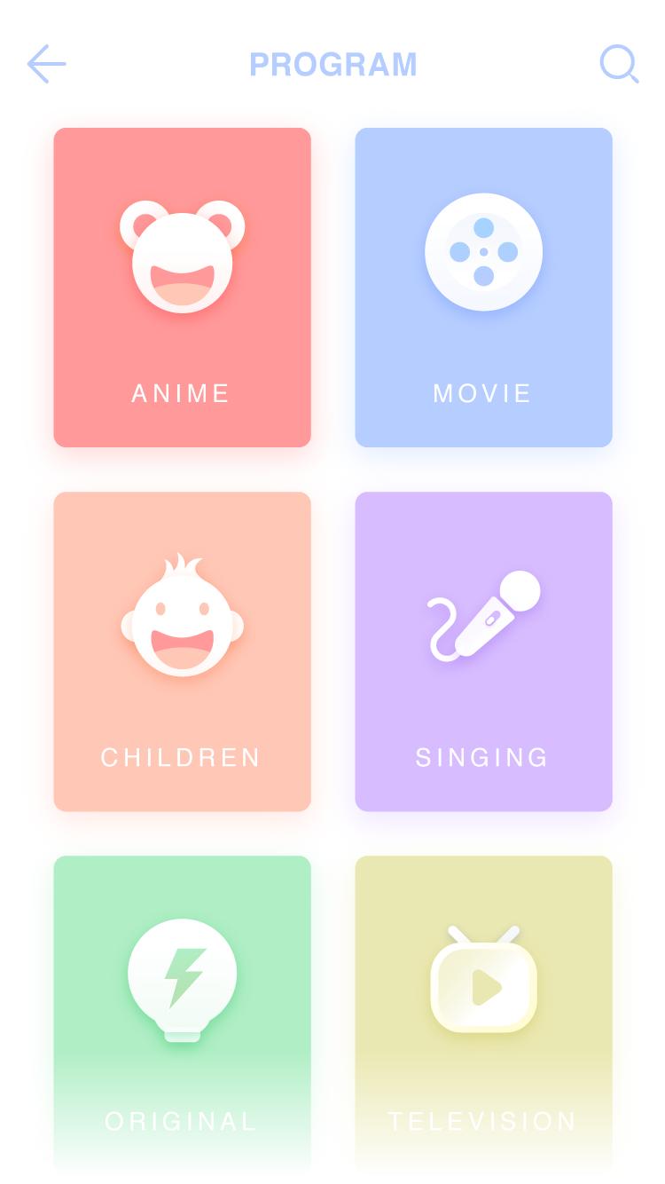 20161201 uid 16 Interface design, Design, Anime movies