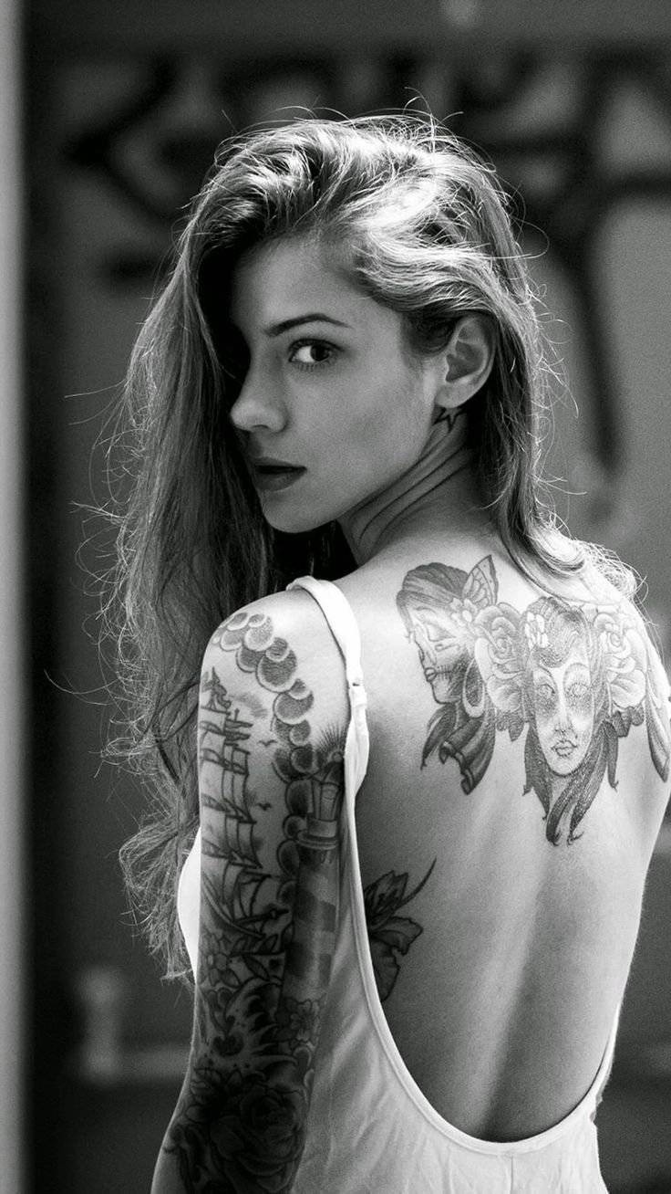Image Result For Mobile Wallpapers 4k Girls Love Tattoo