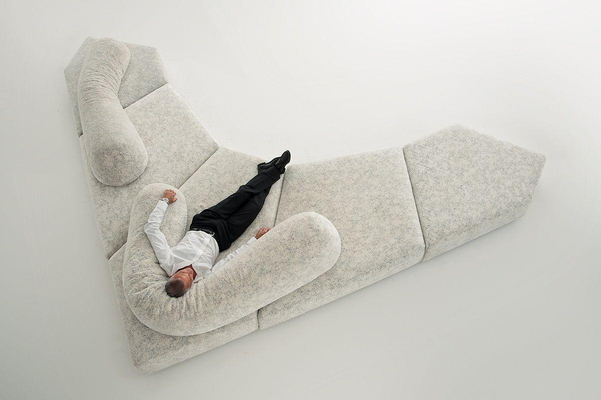 Sedie Edra ~ Sofa on the rocks by edra furniture living rooms