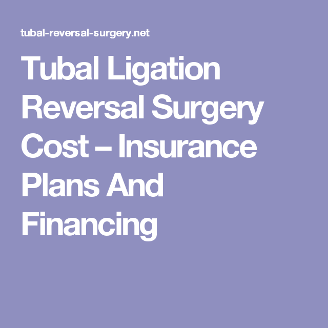 Tubal Ligation Reversal Financial Assistance Grants Ptls Filshie