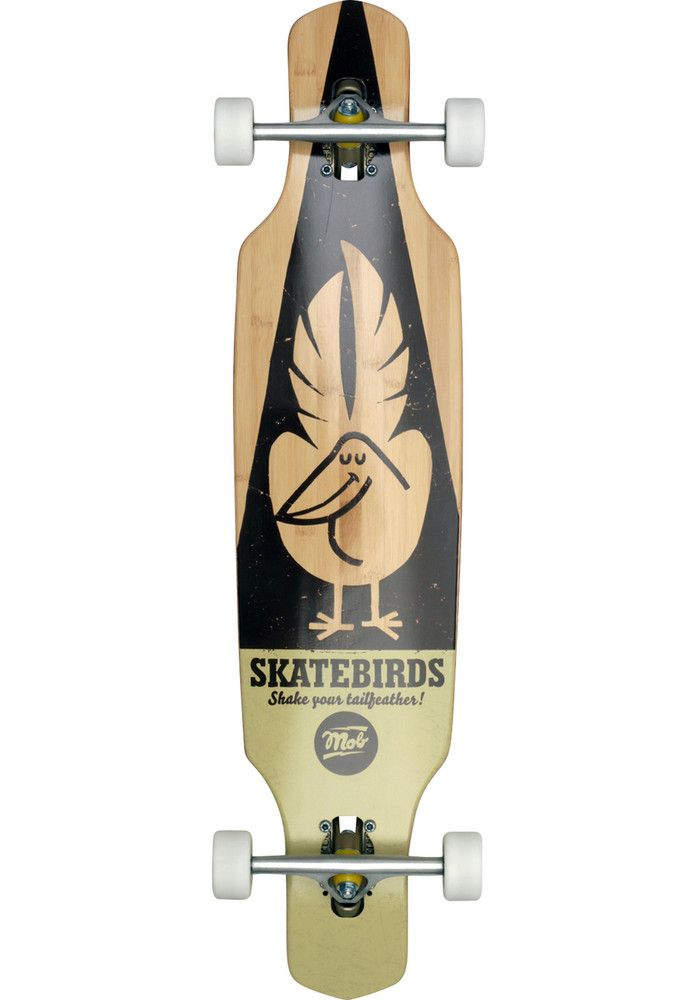 MOB-Skateboards Skatebird-Bamboostic - titus-shop.com  #LongboardComplete #Skateboard #titus #titusskateshop