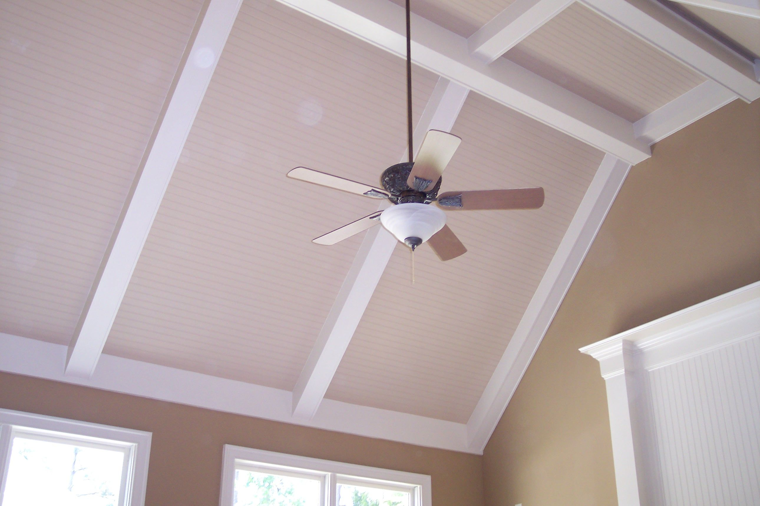 Painting Ceiling Beams Ceiling Systems Den Remodel