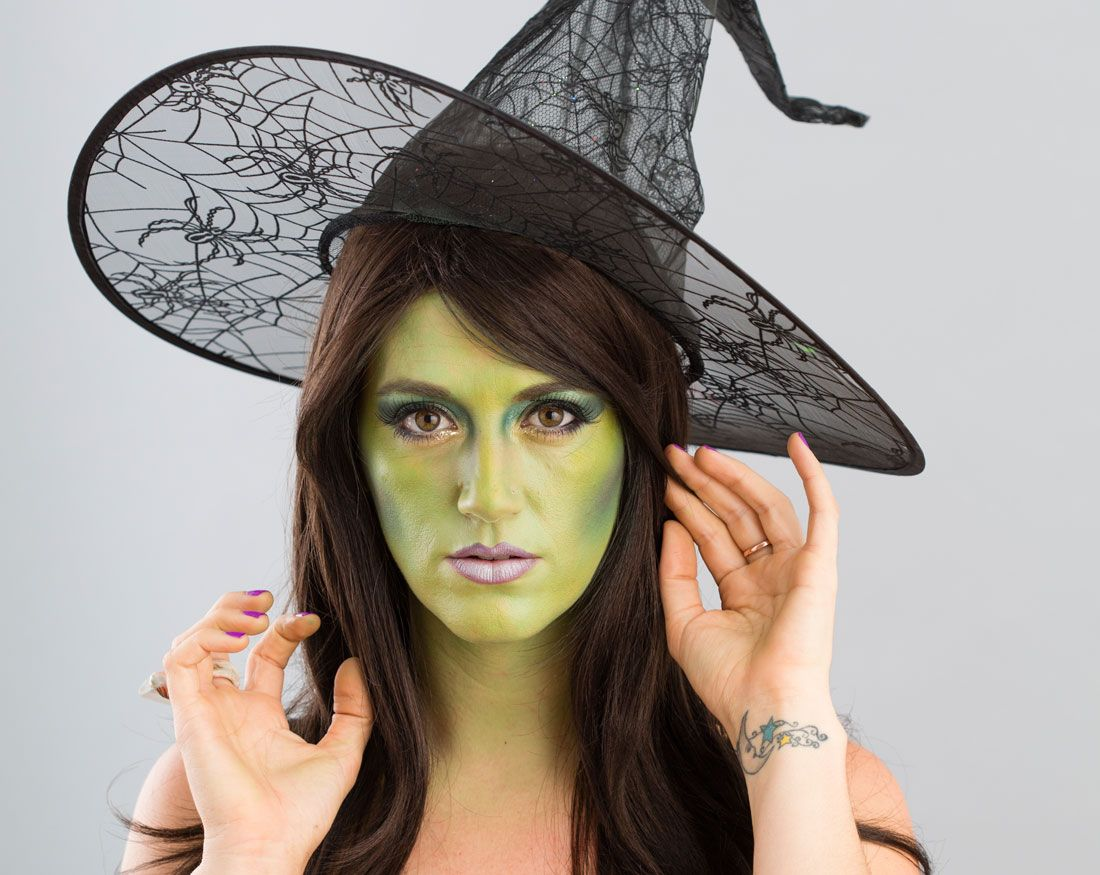 halloween makeup 101 turn yourself into a witch