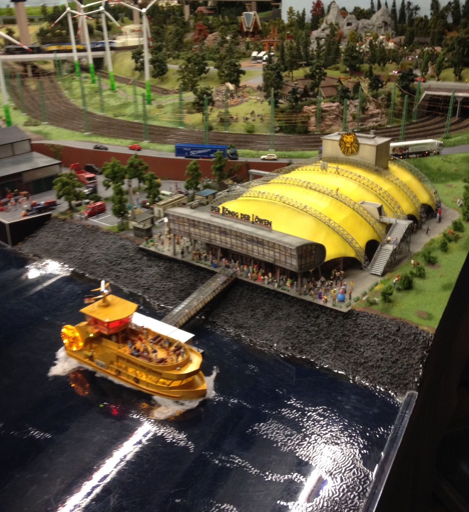 Miniatur Wunderland Hamburg (With images) Model railroad