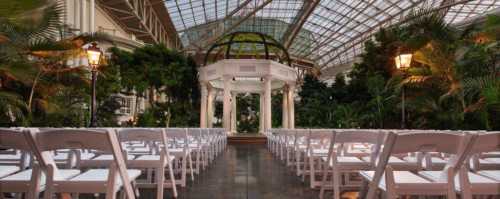 Opryland Hotel Nashville Wedding di 2020