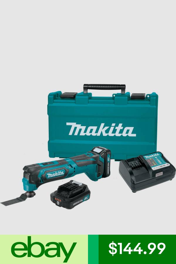 Makita Power Tool Sets Home Garden Ebay Battery Tools Power Tool Sets Makita