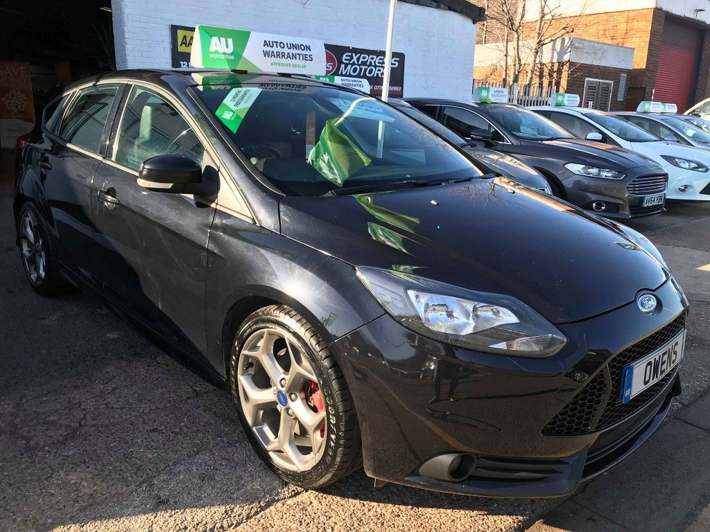 2014 (63) FORD FOCUS 2.0 ST2 5DR £11000 or £217.48 per
