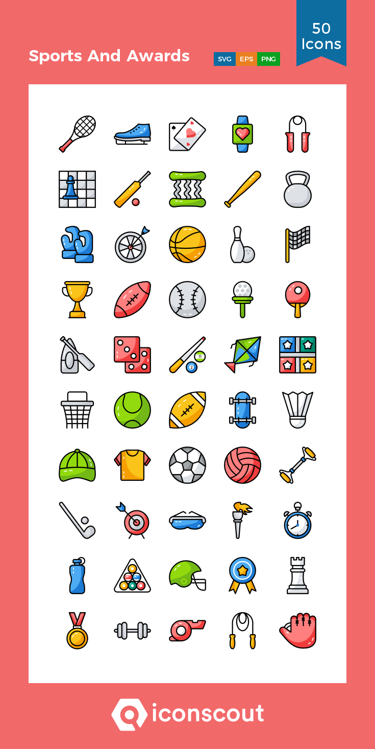 Download Sports And Awards Icon Pack Available In Svg Png Eps Ai Icon Fonts Icon Pack Icon Icon Set Vector