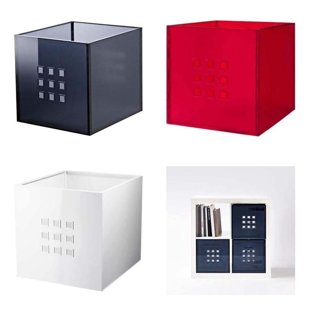 Ikea Lekman Storage Organizer Box Ikea Storage Boxes Organiser Box Ikea