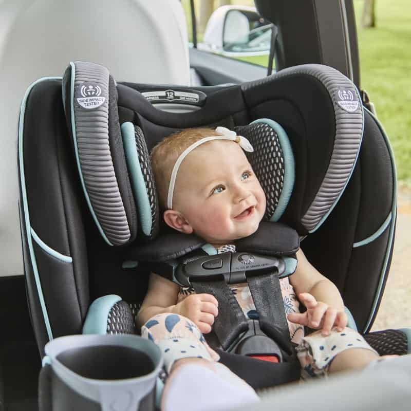 Evenflo Everyfit 4 In 1 Review Review Best Convertible Car Seat Car Seats Best Convertible Car Seat Convertible Car Seat