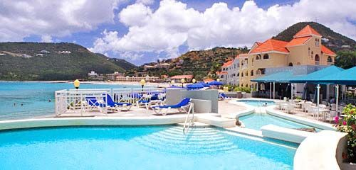 Pictures Of Divi In St Maarten Little Bay Beach Resort