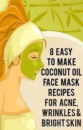 #Akne #einfach #Falten #für #Gesichtsmaske #Haut
