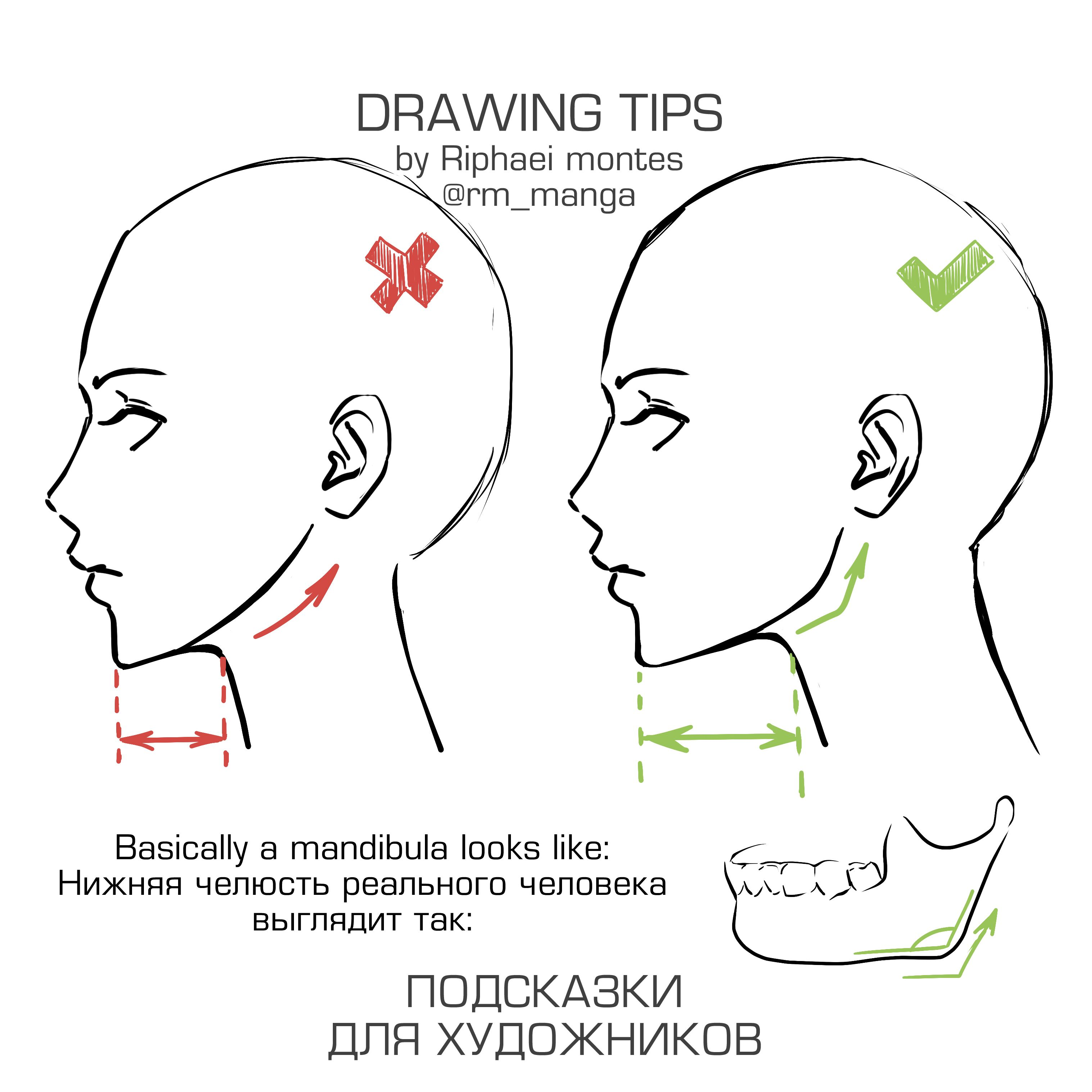 Side face manga reference Drawing tips, Sketch book