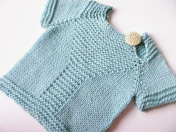 Baby Pullover stricken - tolle Ideen und Muster - Archzine.net ...