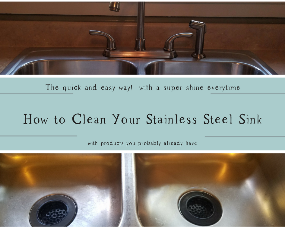 How To Clean Your Stainless Steel Sink Stainless Steel Sinks Sink