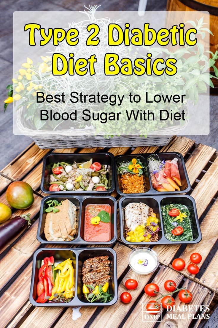 Diabetic Diet Basics: The Best Strategy To Lower Blood