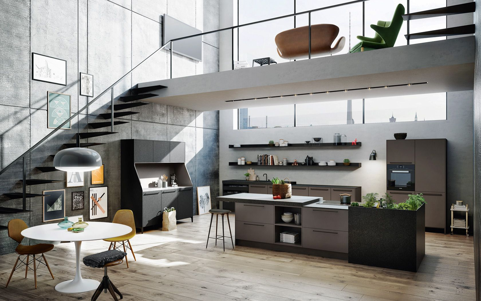 Siematic Urban Kitchen | SieMatic To Present The URBAN Design Theme Part 96